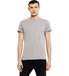 Earth Positive Men's Rolled Sleeve T-Shirt