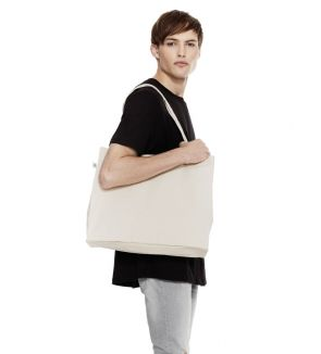 Continental Clothing Large Street Tote Bag with Internal Pockets